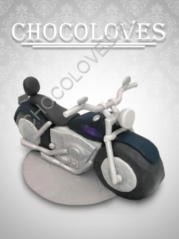 """Торт для мужчин """"Мотоцикл"""""""