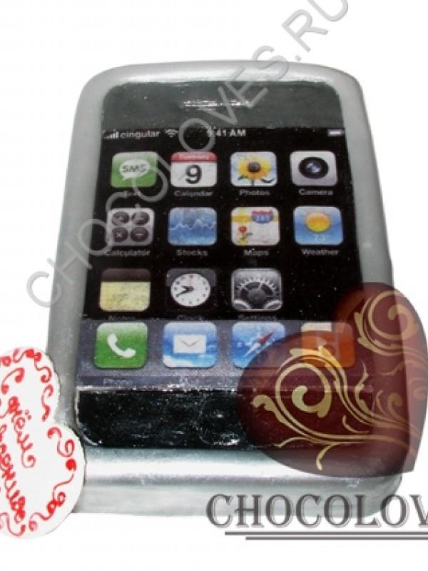 """Авторский торт """"Iphone"""""""