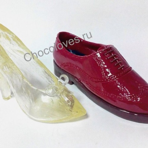 Карамельная обувь