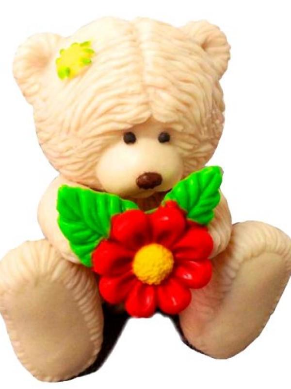 Шоколадный медведь