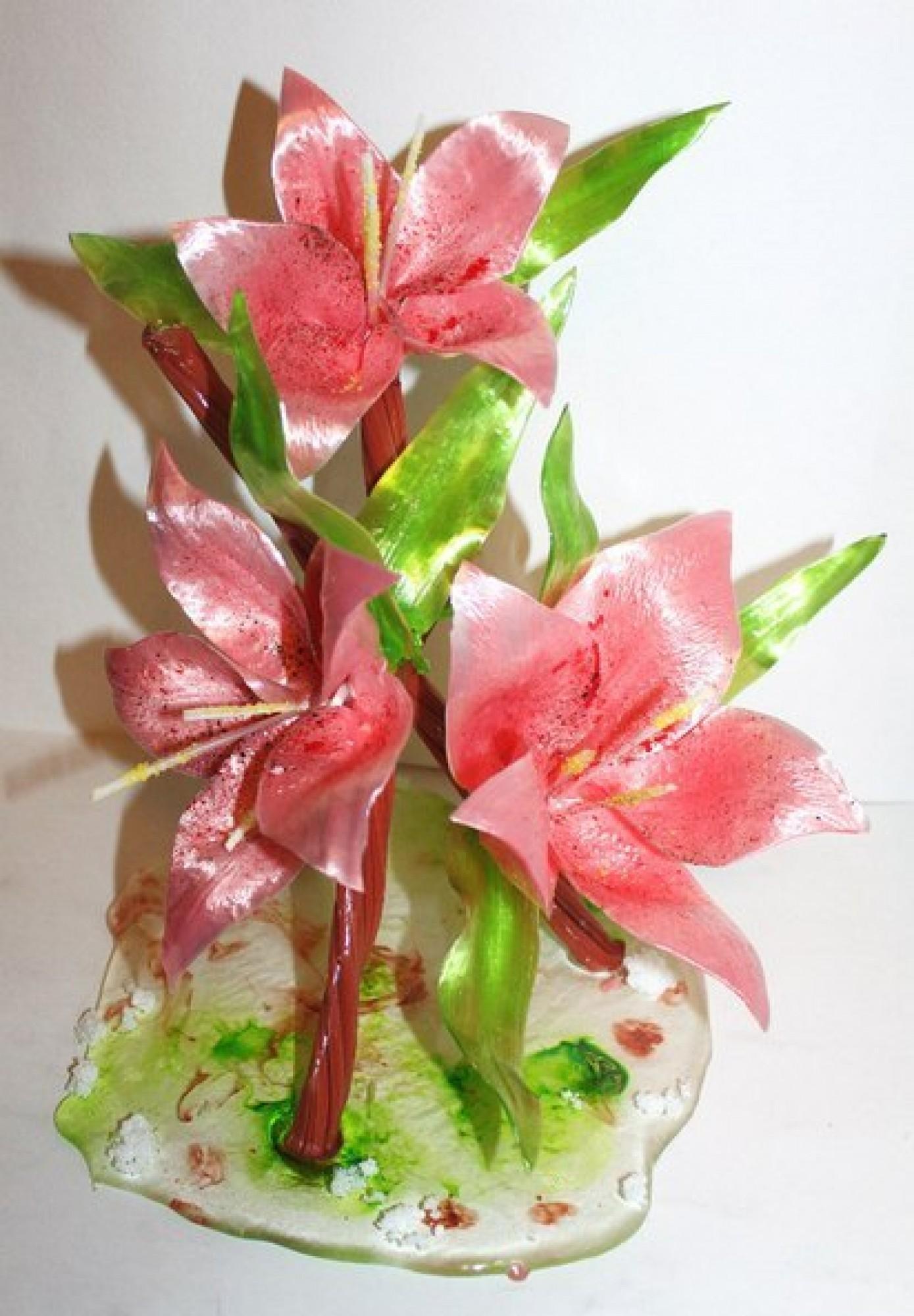 остался фото цветы из карамели правило, они расположены