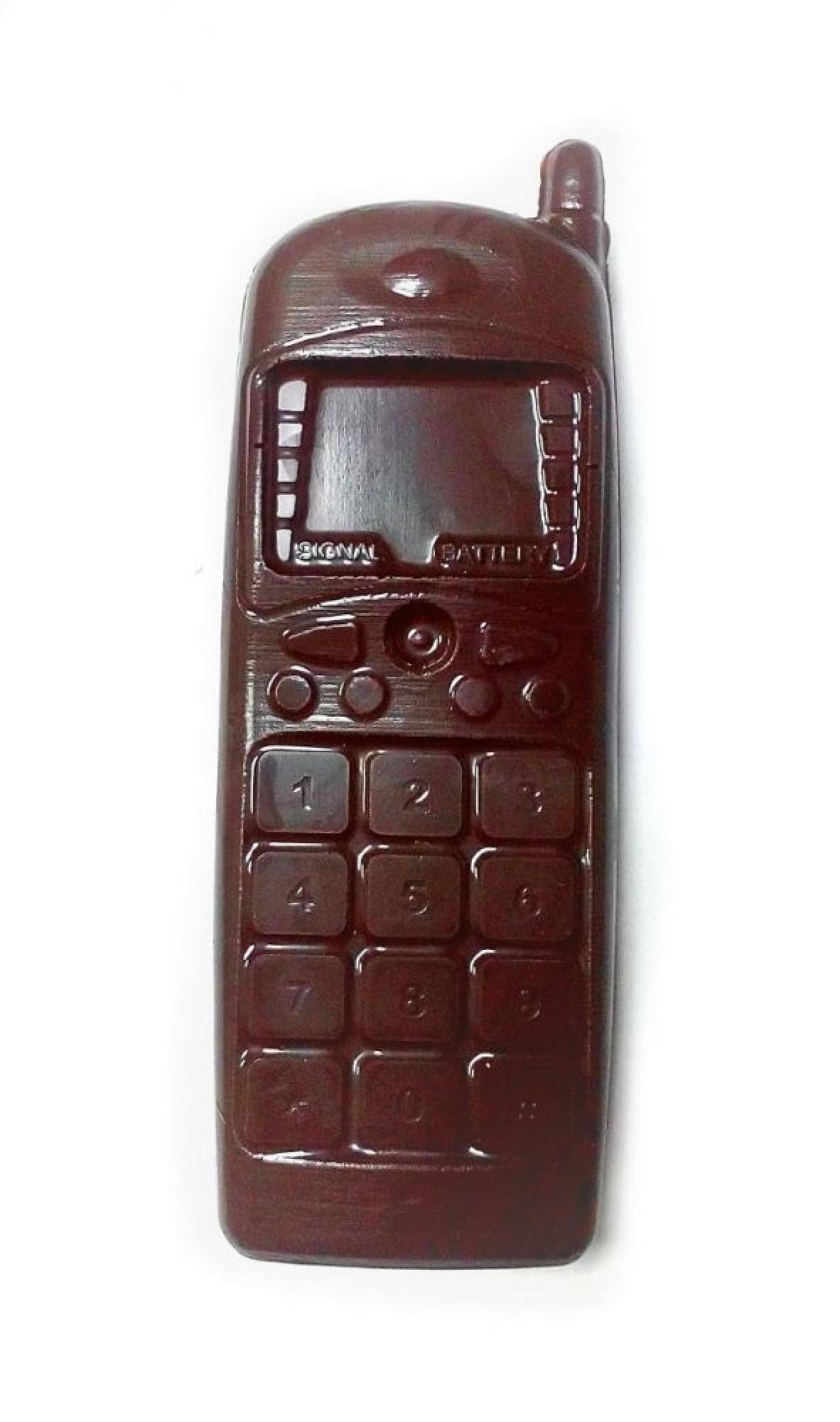 Шоколадный телефон