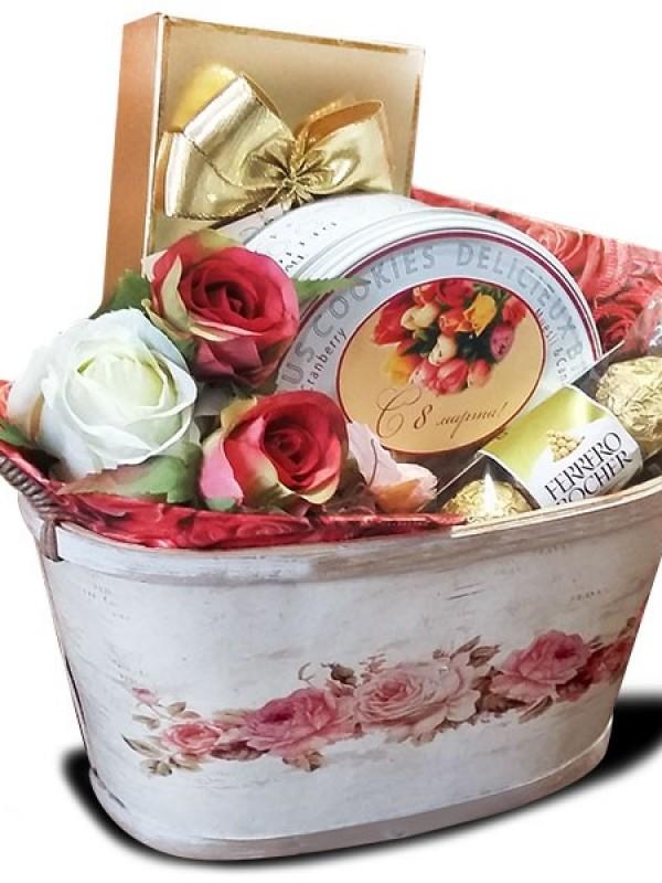 """Подарочный набор """"розы"""""""