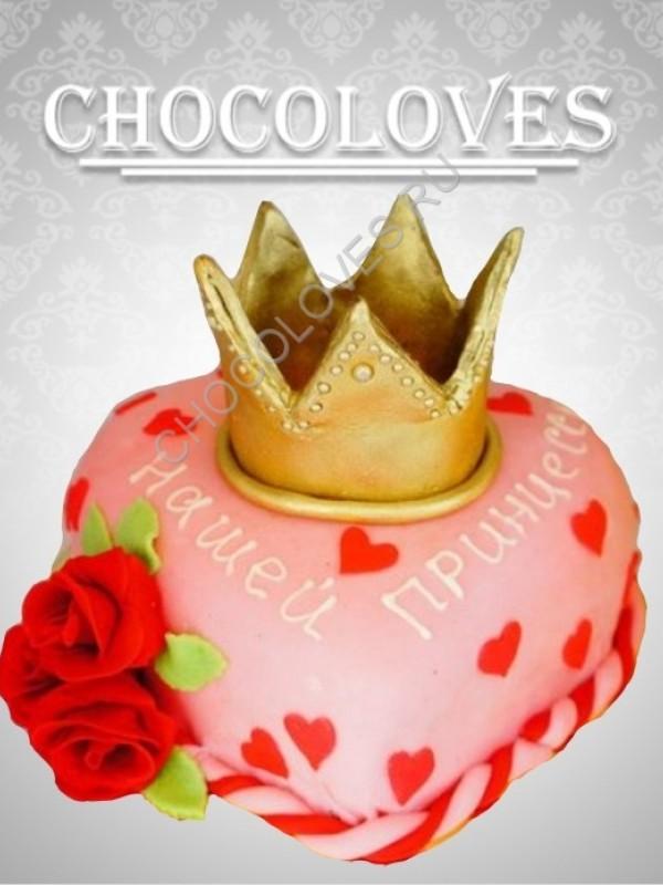 """Торт """"Принцессе"""""""