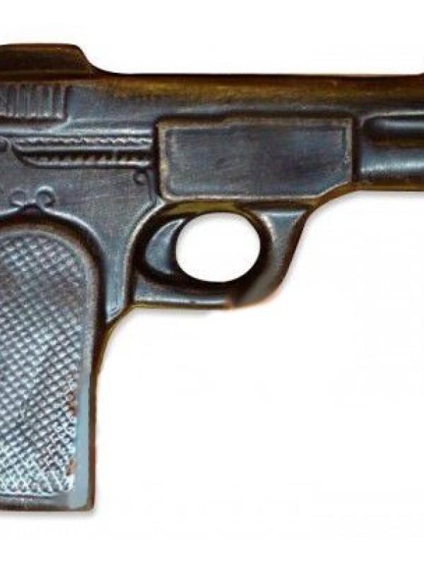Шоколадный пистолет