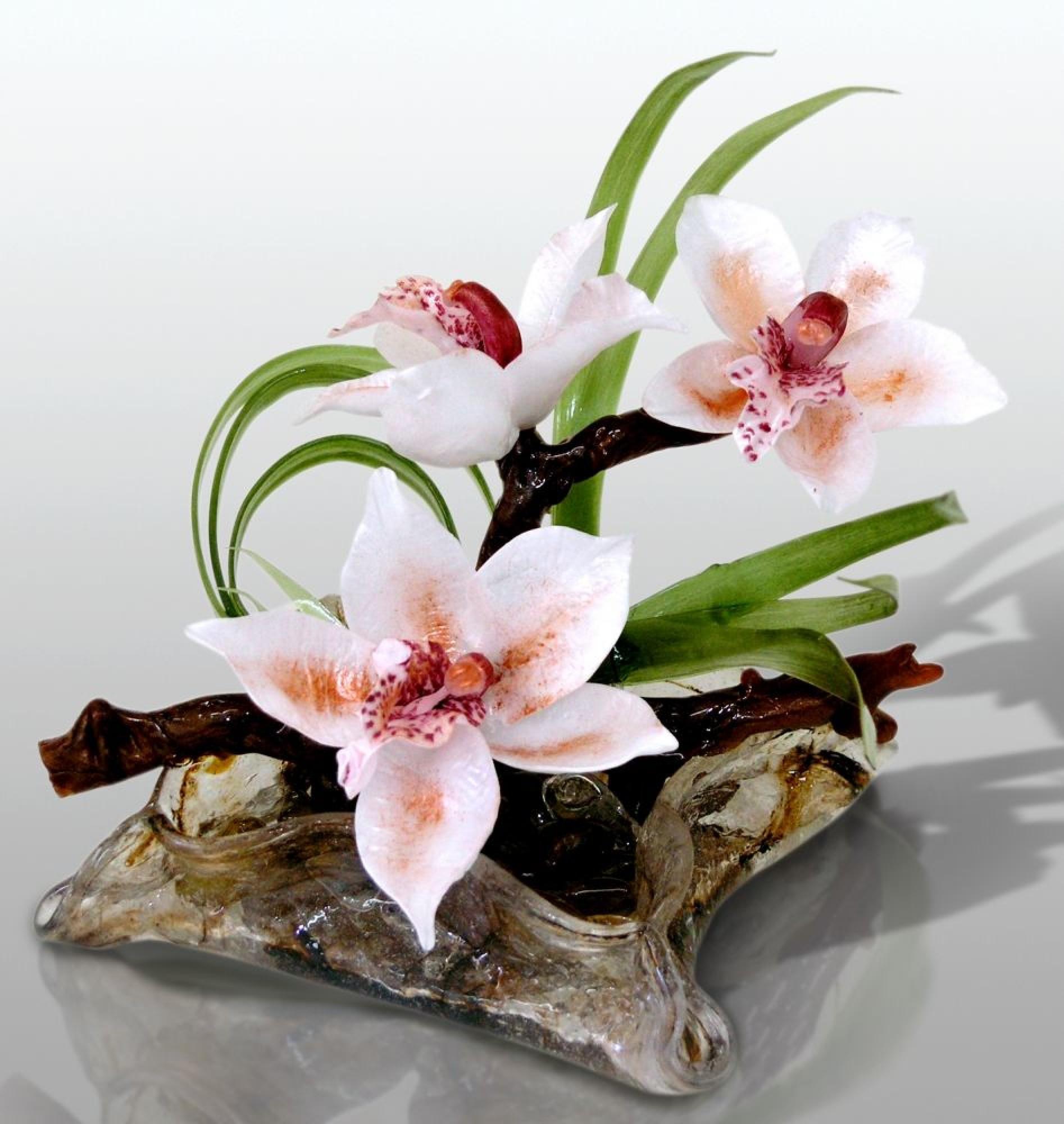 позднее фото цветы из карамели итоге решили