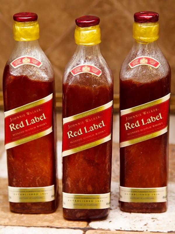 Бутылка Ред Лейбл