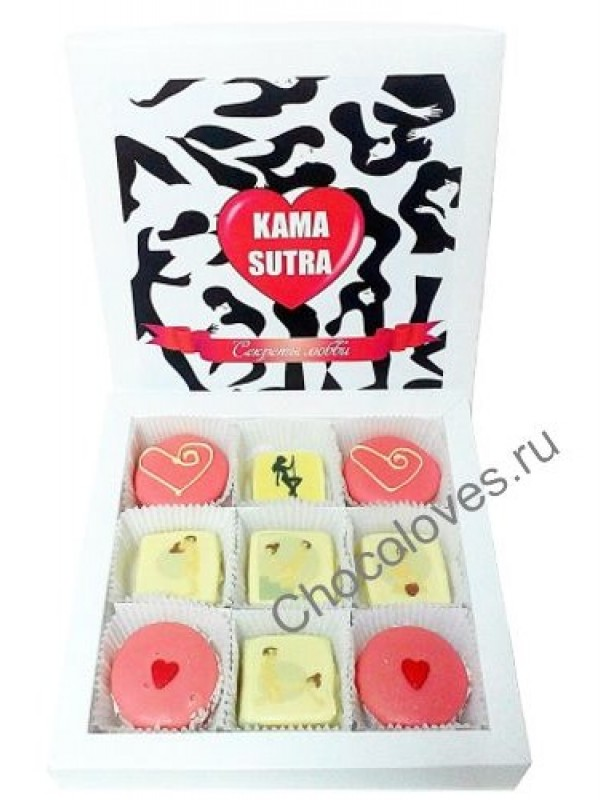 "Набор конфет ""Камасутра"""