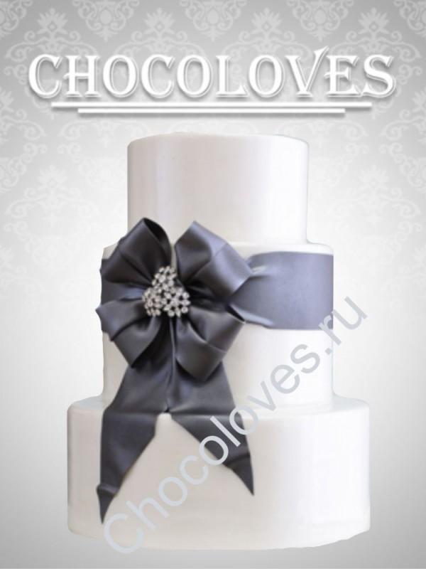 """Свадебный торт """"Искусный"""""""