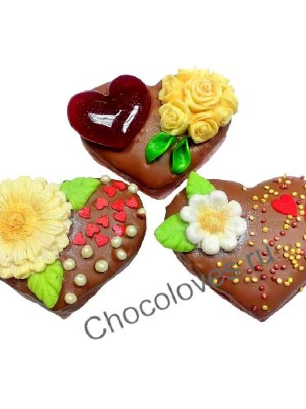 Маршмеллоу в шоколаде