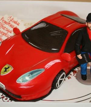 Шоколадная машина Ferrari